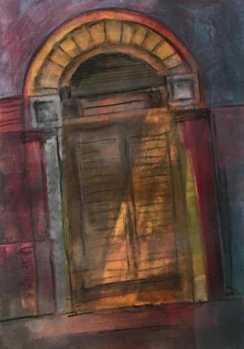 Doorway to Balad